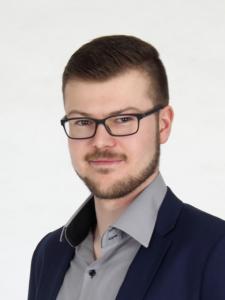 Profilbild AfD Fraktionsvorsitzender Alexander Jäger