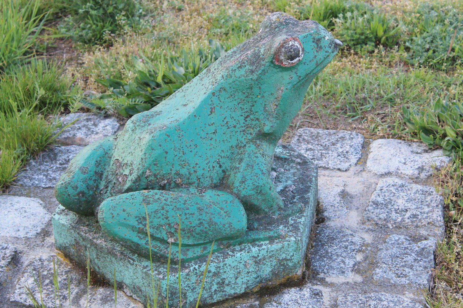 Labrun Frosch